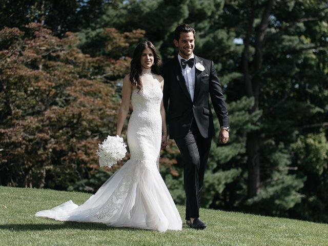 Brett and Juliette's Wedding in Peapack, New Jersey 29