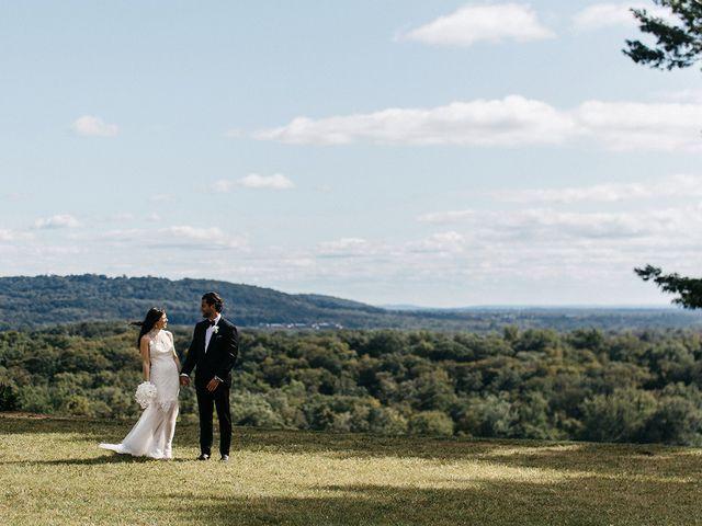 Brett and Juliette's Wedding in Peapack, New Jersey 33