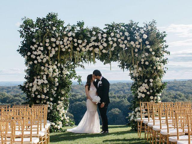 Brett and Juliette's Wedding in Peapack, New Jersey 41