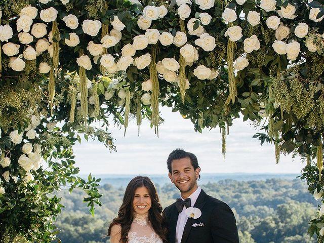 Brett and Juliette's Wedding in Peapack, New Jersey 42