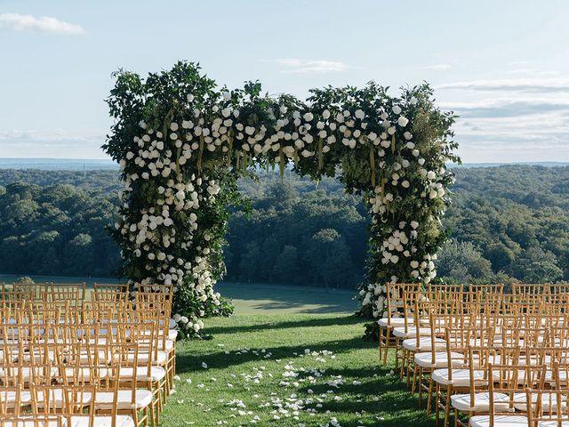 Brett and Juliette's Wedding in Peapack, New Jersey 43