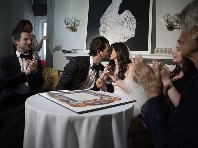 Brett and Juliette's Wedding in Peapack, New Jersey 45