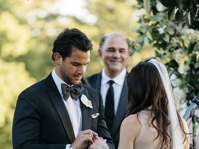 Brett and Juliette's Wedding in Peapack, New Jersey 53