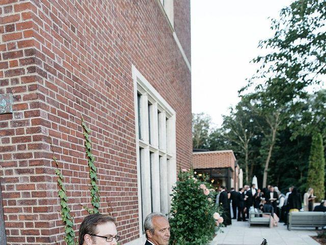 Brett and Juliette's Wedding in Peapack, New Jersey 61