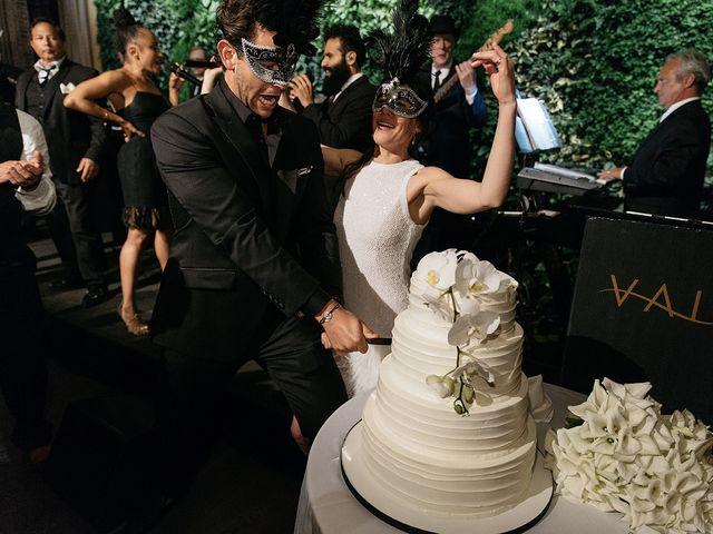 Brett and Juliette's Wedding in Peapack, New Jersey 92