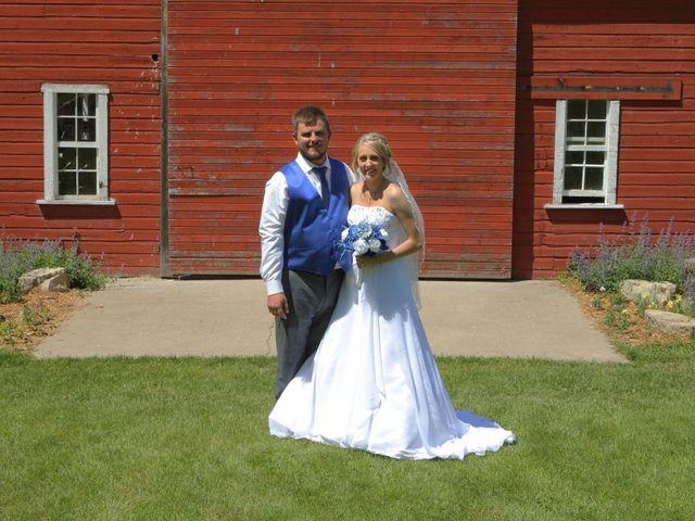 The wedding of Elisabeth  and Shane