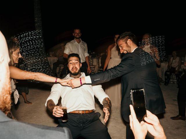 Neil and Morgan's Wedding in Playa del Carmen, Mexico 2