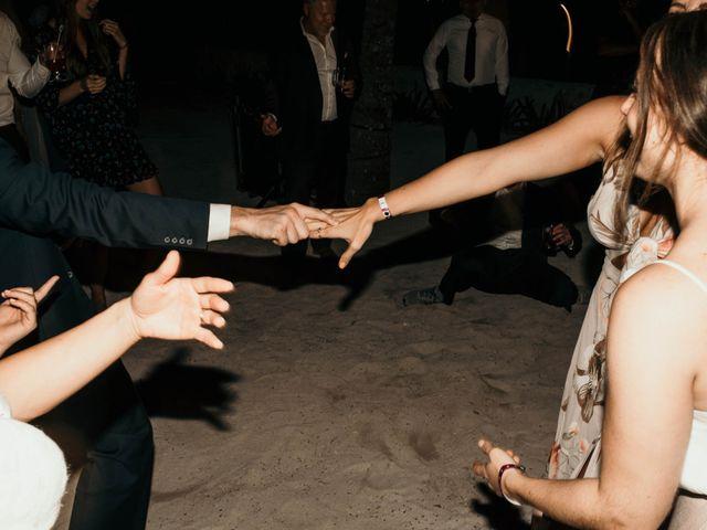 Neil and Morgan's Wedding in Playa del Carmen, Mexico 4