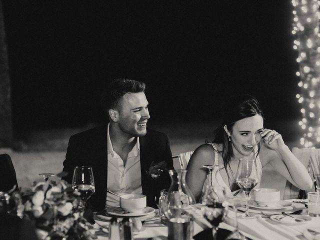 Neil and Morgan's Wedding in Playa del Carmen, Mexico 9