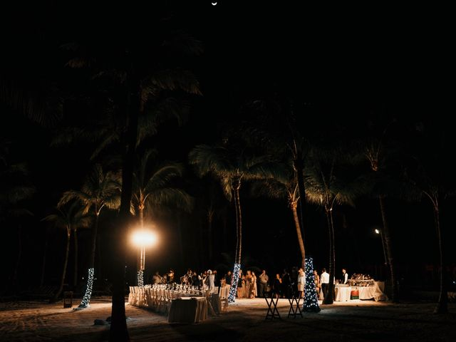 Neil and Morgan's Wedding in Playa del Carmen, Mexico 11