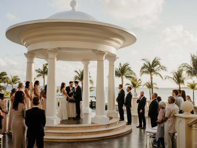 Neil and Morgan's Wedding in Playa del Carmen, Mexico 21