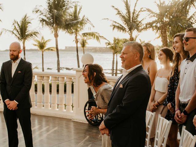 Neil and Morgan's Wedding in Playa del Carmen, Mexico 24