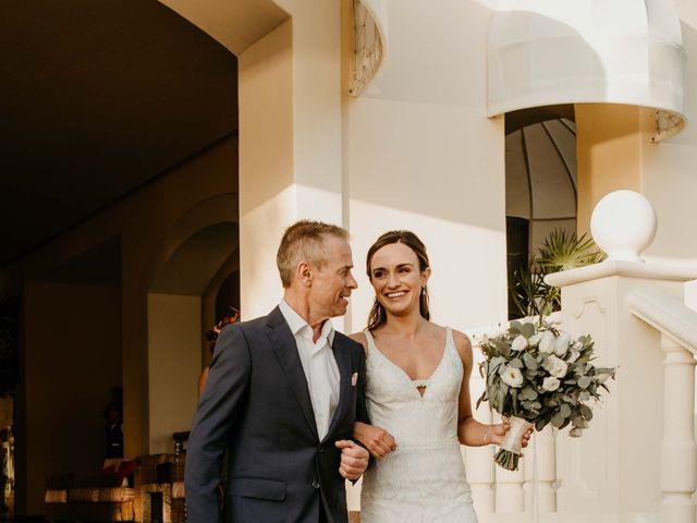 Neil and Morgan's Wedding in Playa del Carmen, Mexico 26