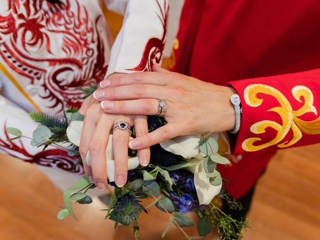Athilia and Lauren's Wedding in Peabody, Massachusetts 6