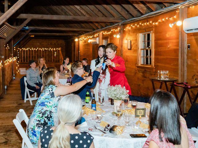 Athilia and Lauren's Wedding in Peabody, Massachusetts 8