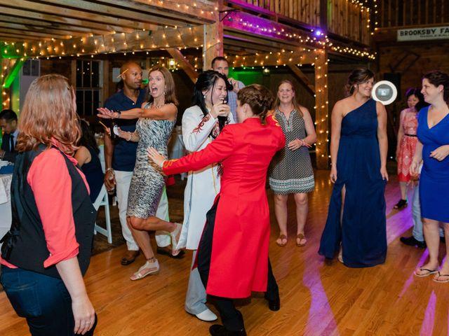 Athilia and Lauren's Wedding in Peabody, Massachusetts 11