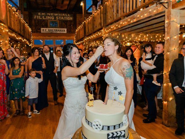 Athilia and Lauren's Wedding in Peabody, Massachusetts 16