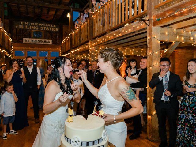 Athilia and Lauren's Wedding in Peabody, Massachusetts 17