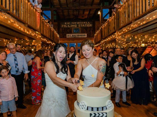 Athilia and Lauren's Wedding in Peabody, Massachusetts 18