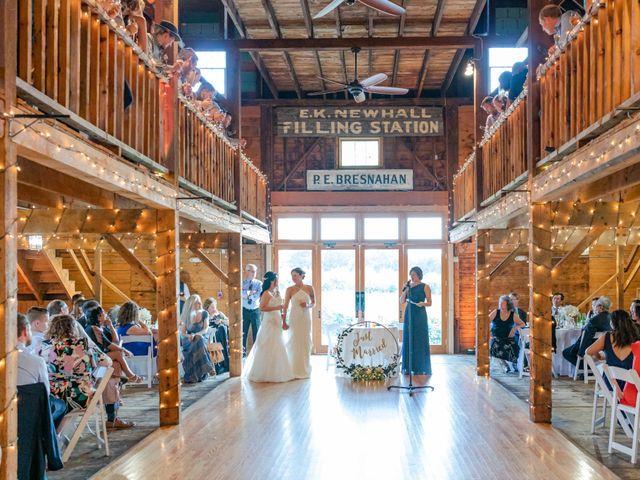 Athilia and Lauren's Wedding in Peabody, Massachusetts 21
