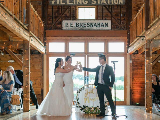 Athilia and Lauren's Wedding in Peabody, Massachusetts 23