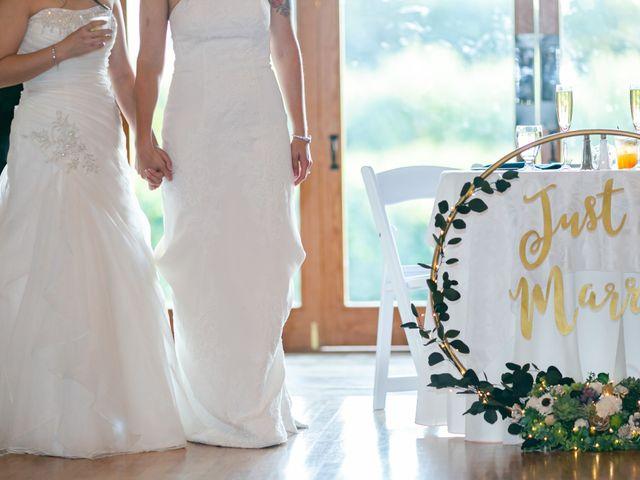 Athilia and Lauren's Wedding in Peabody, Massachusetts 25