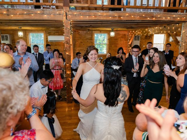 Athilia and Lauren's Wedding in Peabody, Massachusetts 28