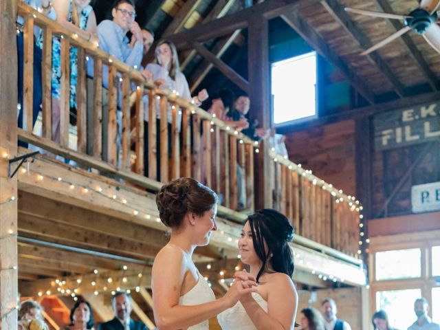 Athilia and Lauren's Wedding in Peabody, Massachusetts 33