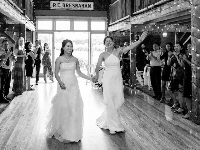 Athilia and Lauren's Wedding in Peabody, Massachusetts 35
