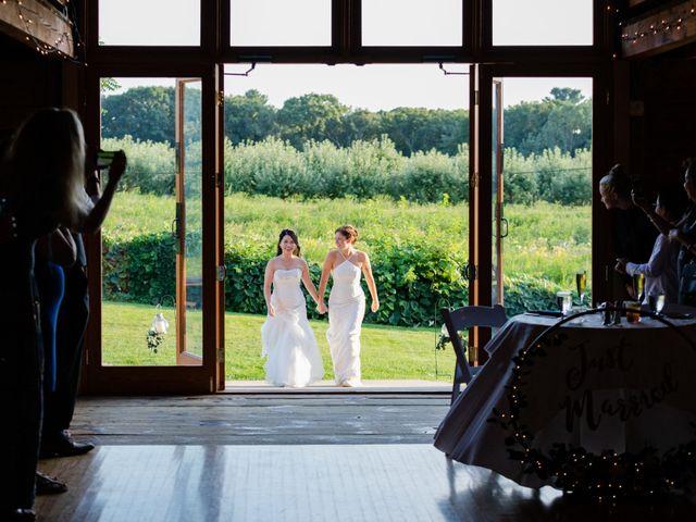 Athilia and Lauren's Wedding in Peabody, Massachusetts 36
