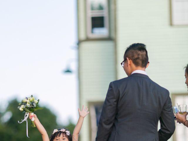Athilia and Lauren's Wedding in Peabody, Massachusetts 40