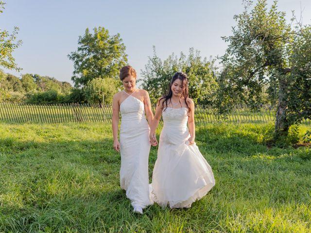Athilia and Lauren's Wedding in Peabody, Massachusetts 1