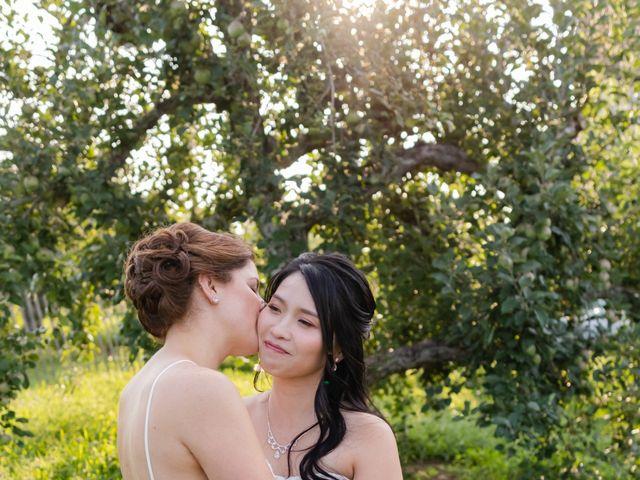 Athilia and Lauren's Wedding in Peabody, Massachusetts 45