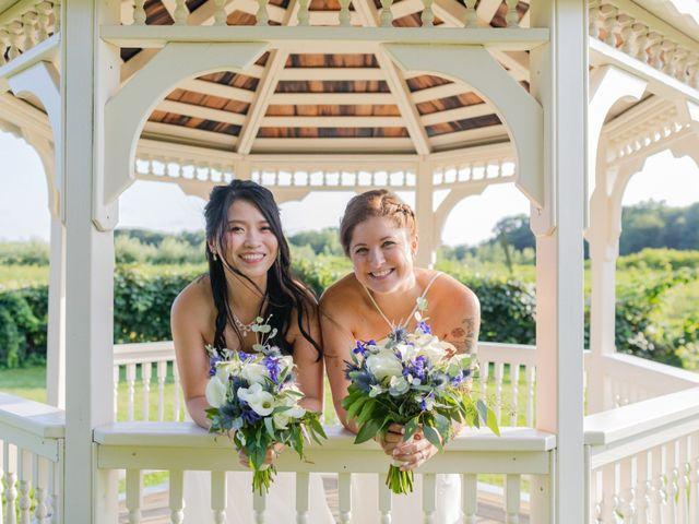 Athilia and Lauren's Wedding in Peabody, Massachusetts 47