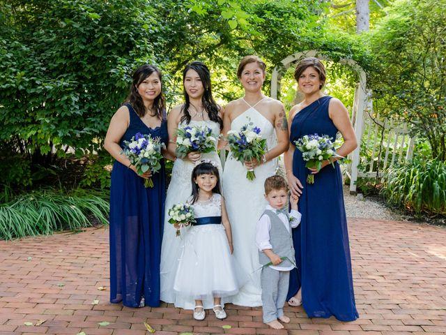 Athilia and Lauren's Wedding in Peabody, Massachusetts 51
