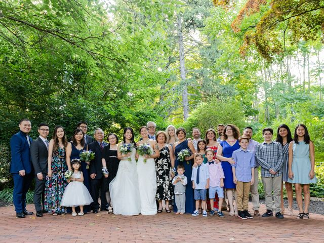 Athilia and Lauren's Wedding in Peabody, Massachusetts 52