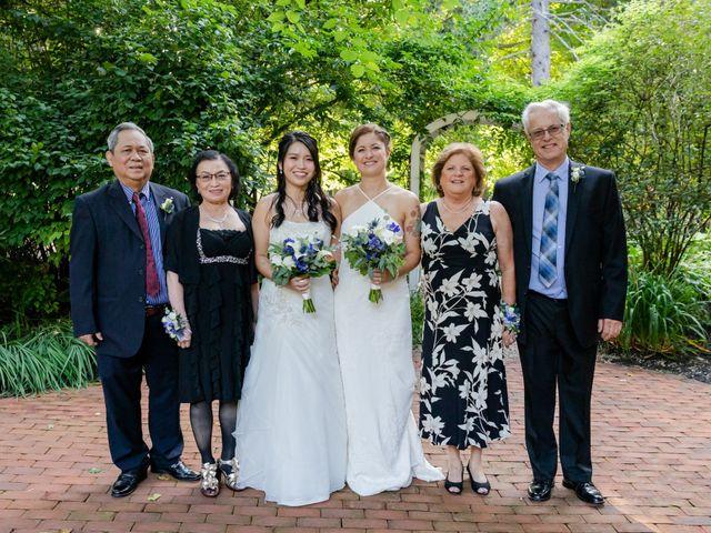 Athilia and Lauren's Wedding in Peabody, Massachusetts 53