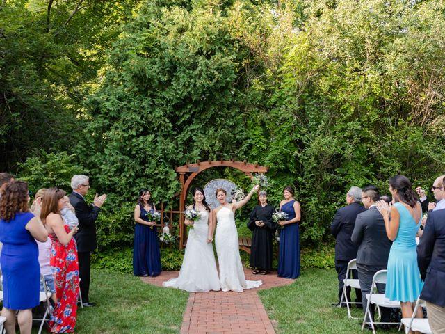 Athilia and Lauren's Wedding in Peabody, Massachusetts 56