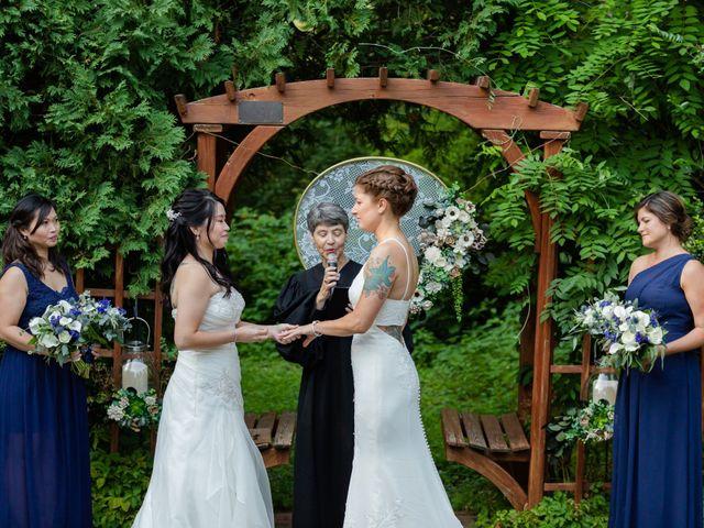 Athilia and Lauren's Wedding in Peabody, Massachusetts 58