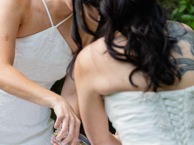 Athilia and Lauren's Wedding in Peabody, Massachusetts 62