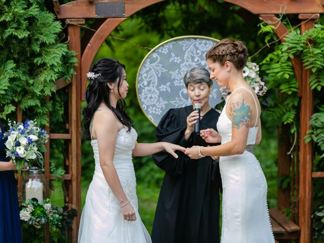 Athilia and Lauren's Wedding in Peabody, Massachusetts 63