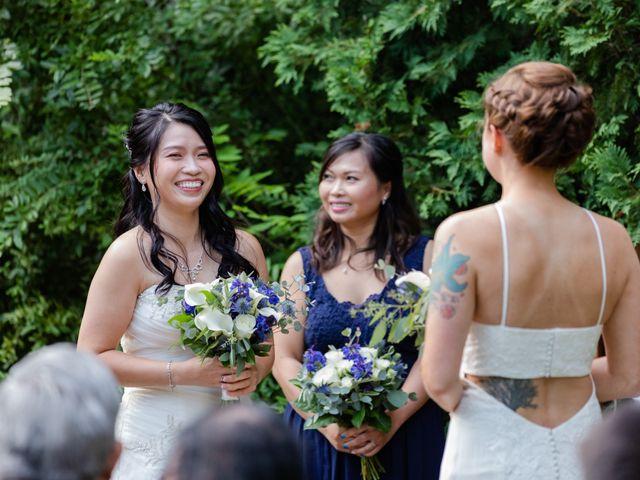 Athilia and Lauren's Wedding in Peabody, Massachusetts 67