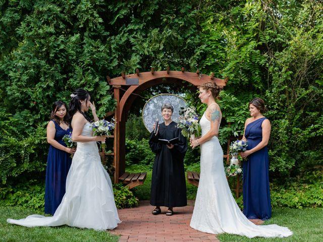Athilia and Lauren's Wedding in Peabody, Massachusetts 69