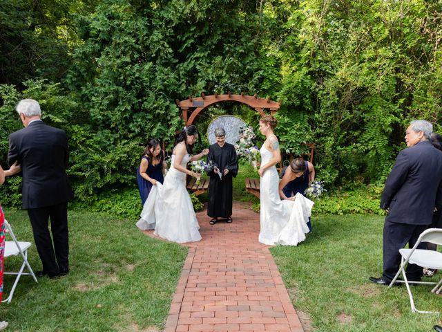 Athilia and Lauren's Wedding in Peabody, Massachusetts 71