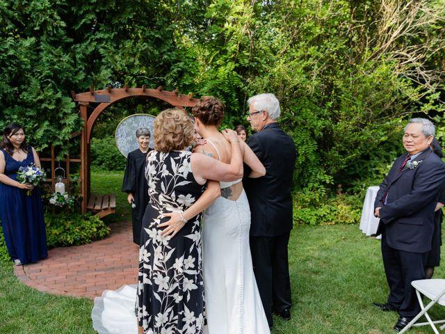 Athilia and Lauren's Wedding in Peabody, Massachusetts 72