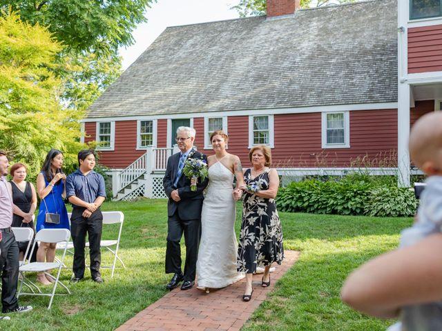 Athilia and Lauren's Wedding in Peabody, Massachusetts 73