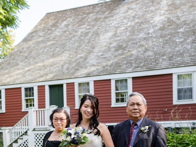 Athilia and Lauren's Wedding in Peabody, Massachusetts 77