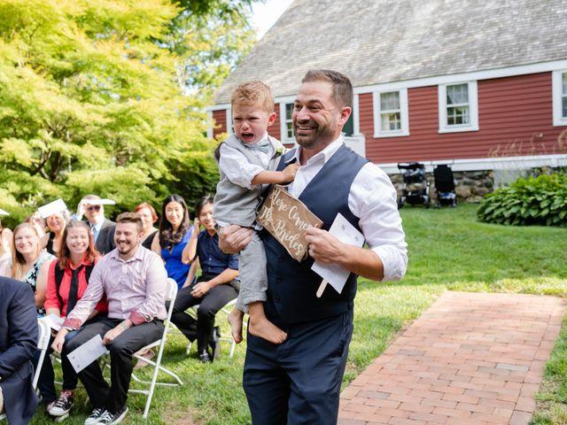 Athilia and Lauren's Wedding in Peabody, Massachusetts 79