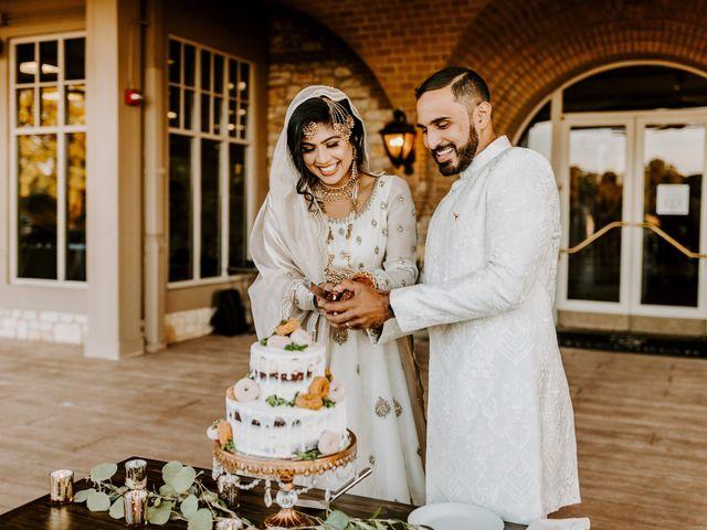 The wedding of Hina and Ahsan