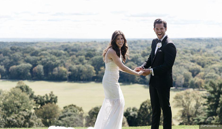 Brett and Juliette's Wedding in Peapack, New Jersey